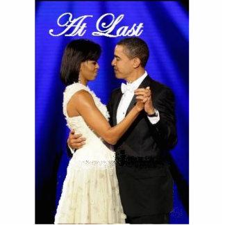 Barack and Michelle Obama Inaugural Dance Statuette