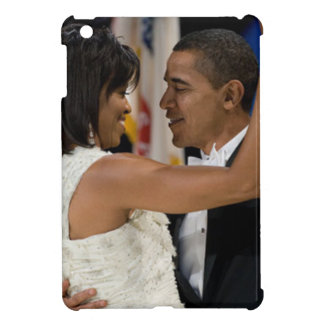 Barack and Michelle Obama iPad Mini Cover