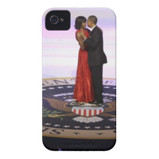 Barack and Michelle Obama iPhone 4 Case-Mate Case
