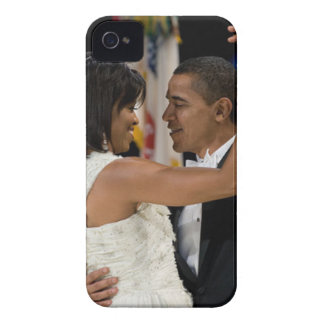 Barack and Michelle Obama iPhone 4 Cover
