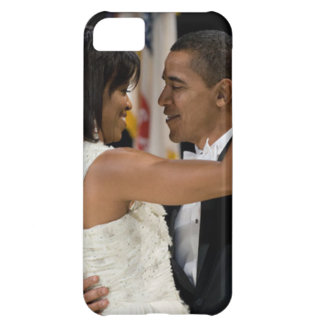 Barack and Michelle Obama iPhone 5C Cover