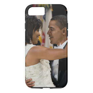 Barack and Michelle Obama iPhone 8/7 Case