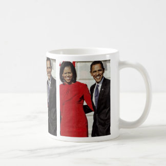 BARACK AND MICHELLE OBAMA mug