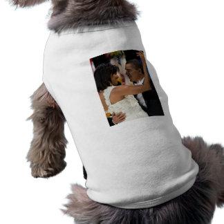 Barack and Michelle Obama Pet Shirt