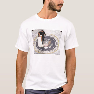 Barack and Michelle Obama T-Shirt