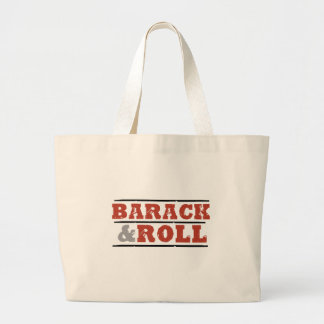 Barack and Roll Canvas Bag