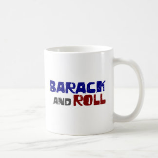 Barack And Roll Coffee Mug