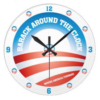 Barack Around The Clock
