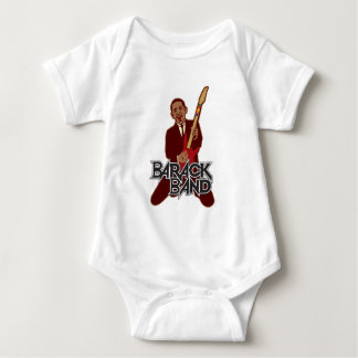 Barack Band Baby Bodysuit