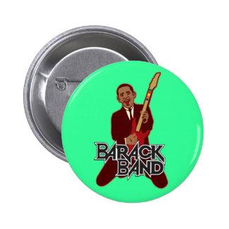 Barack Band Buttons