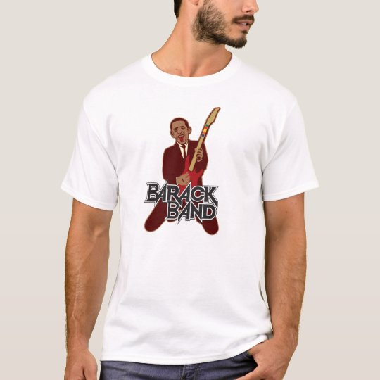 Barack Band T-Shirt