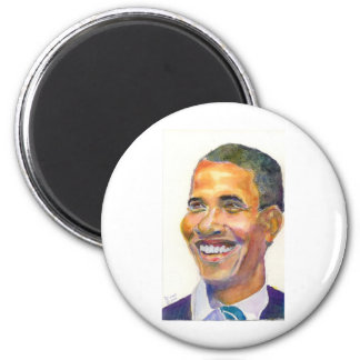 Barack Commander and Chief Magnet