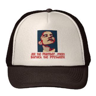 Barack el presidente gorras