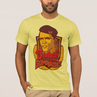 Barack es mi camarada Shirt Playera