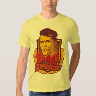 Barack es mi camarada Shirt Polera