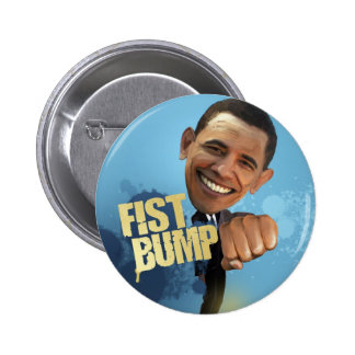 Barack Fist Bump Button