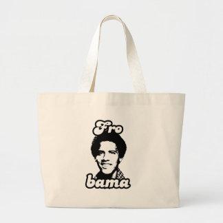 Barack Frobama Large Tote Bag
