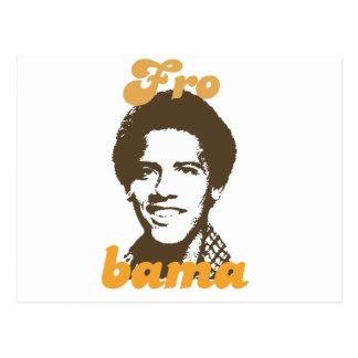 Barack Frobama Postcard
