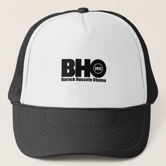 Barack Hussein Obama 2012 for president Trucker Hat