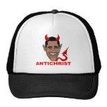 Barack Hussein Obama: AntiChrist Gorras
