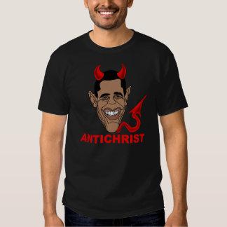 Barack Hussein Obama: AntiChrist Shirt