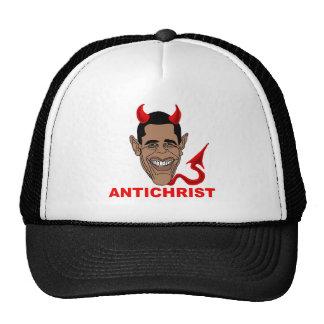 Barack Hussein Obama: AntiChrist Trucker Hat