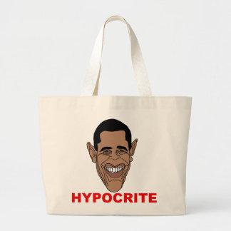 Barack Hussein Obama=Hypocrite Bolsa