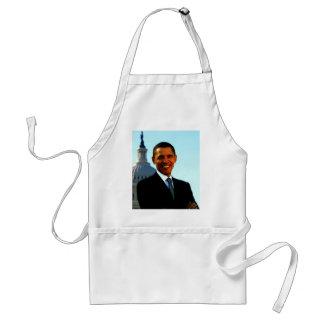 barack hussein obama president usa united states apron