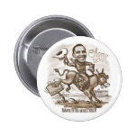 Barack in the Saddle 2012 2 Inch Round Button