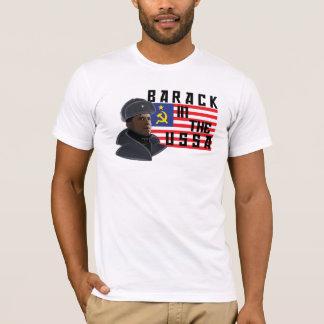 Barack in the USSA T-Shirt