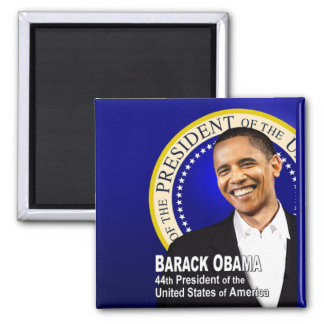 Barack is 44 Magnet