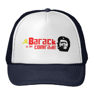 Barack is my Comrade Hat