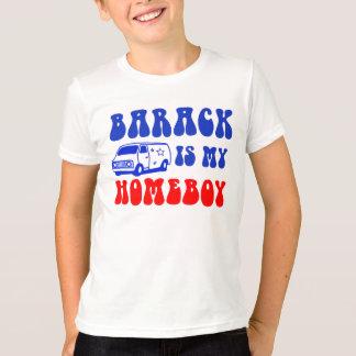 Barack Is My Homeboy T-Shirt