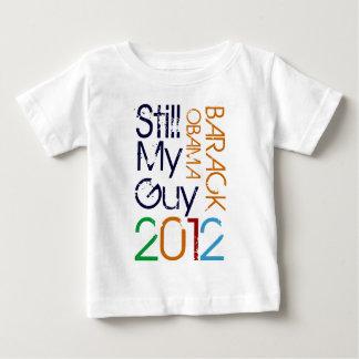 barack is still my guy t-shirt