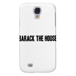 Barack la cubierta del iPhone 3 de la casa
