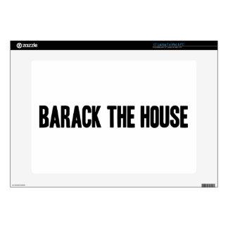 ¡Barack la piel del top del revestimiento de la ca Skins Para Portátiles