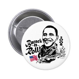 Barack N' Roll Button