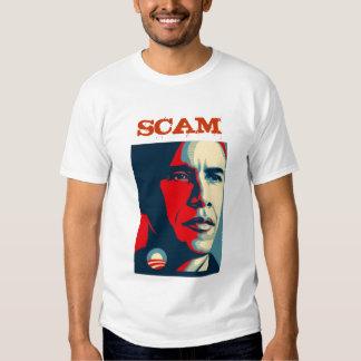 Barack O Bitch Scam T-Shirt