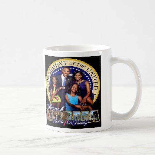 Barack Obama '08 Classic White Coffee Mug