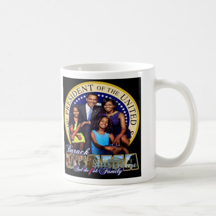 Barack Obama '08 Coffee Mug