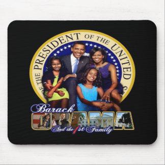 Barack Obama 08 Alfombrillas De Raton