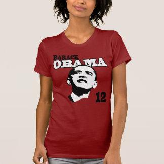 Barack Obama '12 Women's Shirt