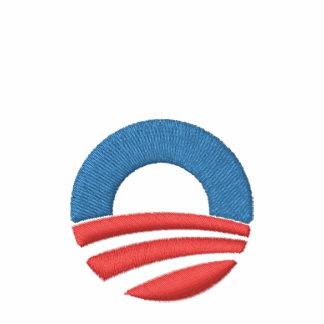 Barack Obama 2008 - camiseta 2016 Sudadera Bordada Con Capucha