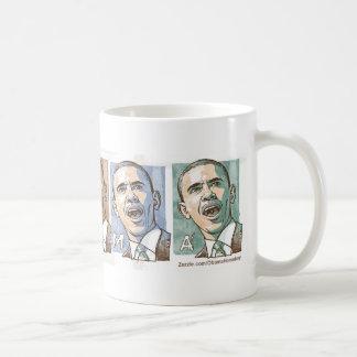 Barack Obama 2008 Image Mug