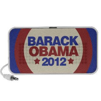 Barack Obama 2012 Mp3 Altavoces