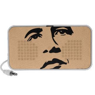 Barack Obama 2012 Portátil Altavoces