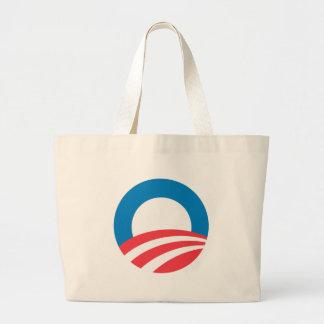 Barack Obama 2012 Canvas Bag