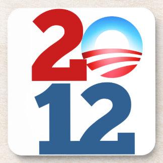 Barack Obama 2012 Beverage Coaster