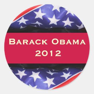 Barack OBAMA 2012 Campaign Sticker