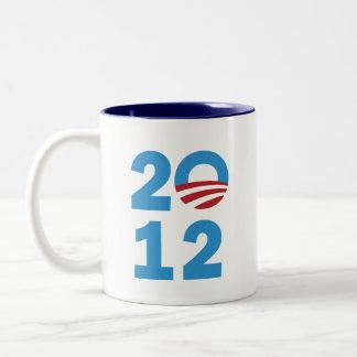 Barack Obama 2012 Coffee Mug